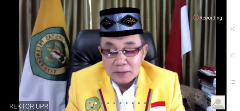 Rektor UPR
