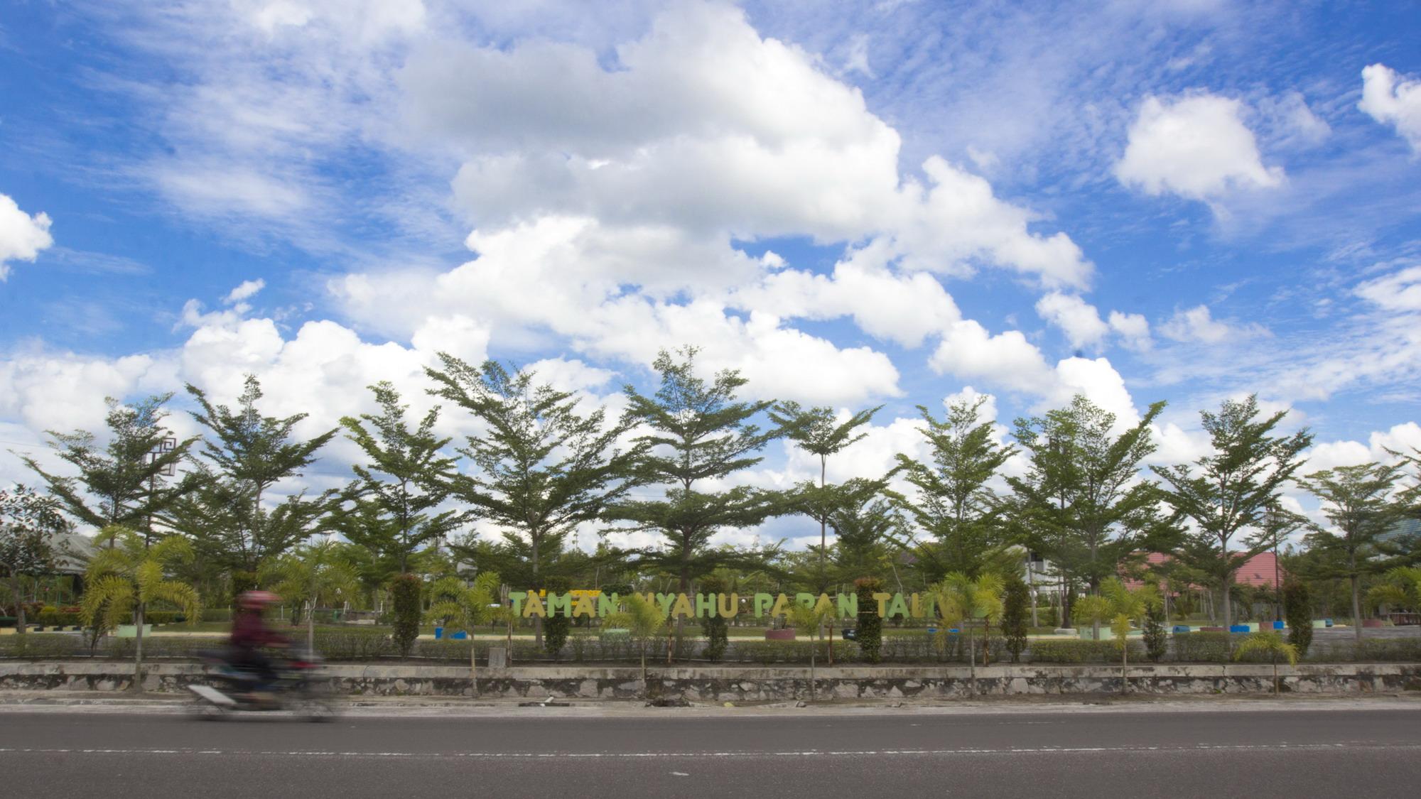 Taman Nyahu Papan Taliwu