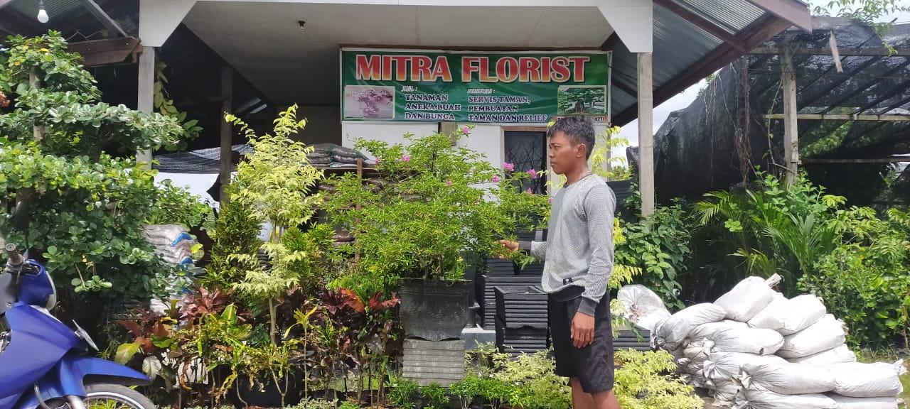 Penjualan Bunga