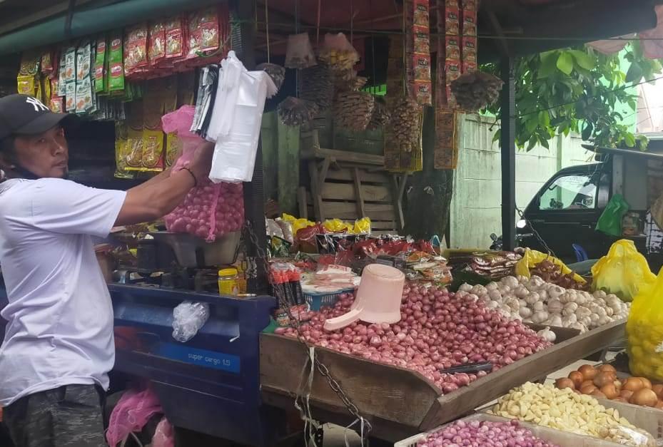 Penjual Bawang