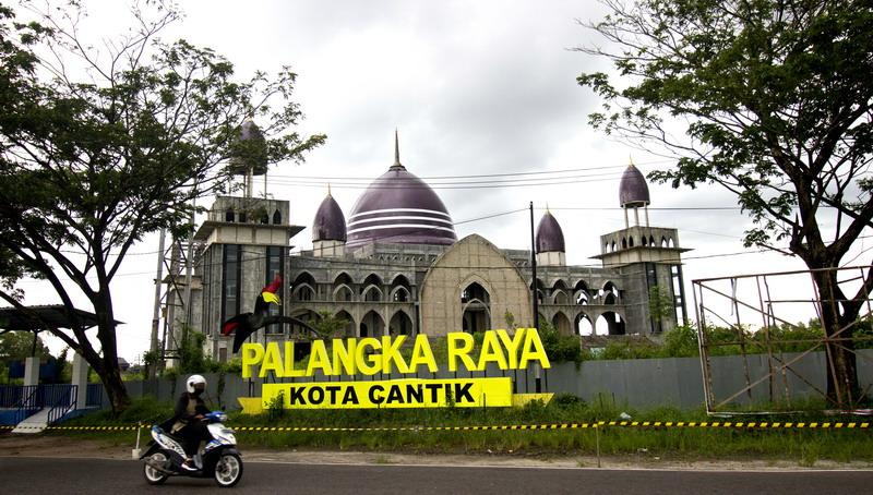 Masjid Kubah Kecubung