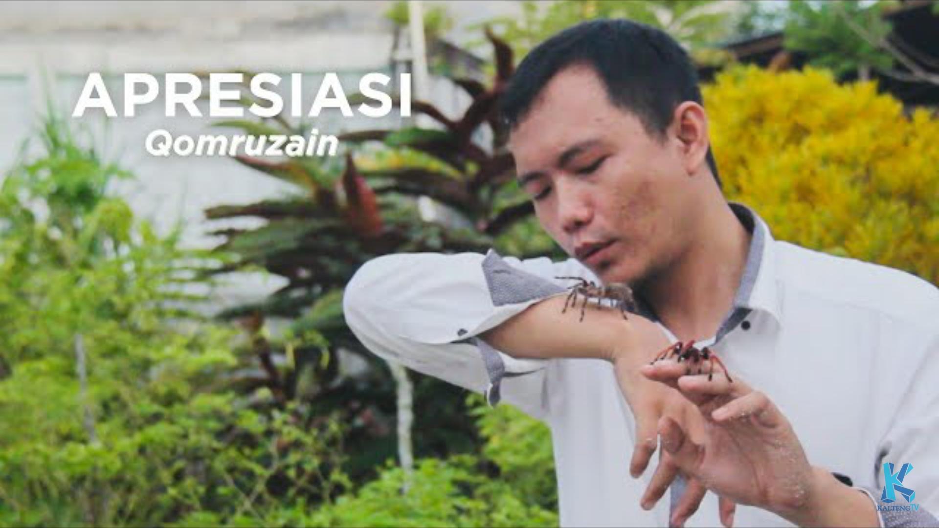 Hobi Pelihara Tarantula