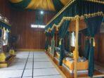 Kondisi makam Kiai Gede yang terletak di kompleks makam Kecamatan Kotawaringin Lama