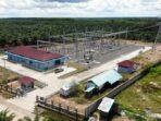 PLN Operasikan Gardu Induk Pangkalan Banteng