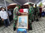 Sabran Achmad Dikebumikan