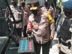 Launching Tiga Kendaraan Brimobda Kalteng