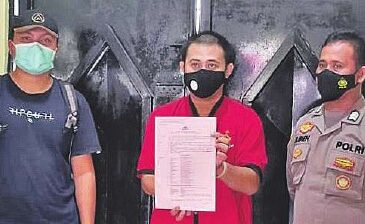 AR selaku Direktur PT Adhi Graha Properti Mandiri