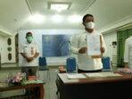 Bupati Pulang Pisau saat penyerahan laporan keuangan pemerintah daerah tahun anggaran 2020 yang dilaksanakan Badan Pemeriksa Keuangan Perwakilan Provinsi Kalimantan Tengah yang dilakukan secara virtual beberapa waktu lalu