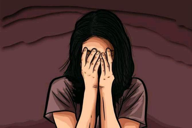 Gadis Alami Kekerasan Fisik