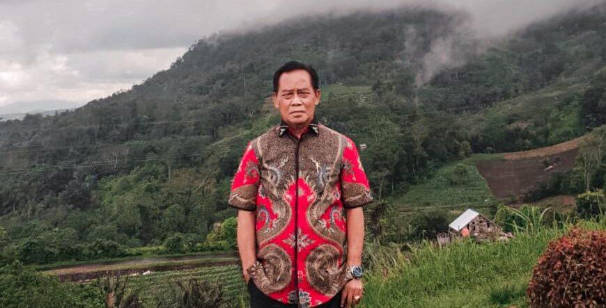 Anggota Komisi IV DPRD Kalteng H Achmad Rasyid