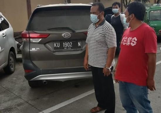 Mobil Rental Dibawa Kabur di Kapuas