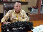 Wakil Ketua DPRD Kabupaten Kotawaringin Timur (Kotim) H.Rudianur