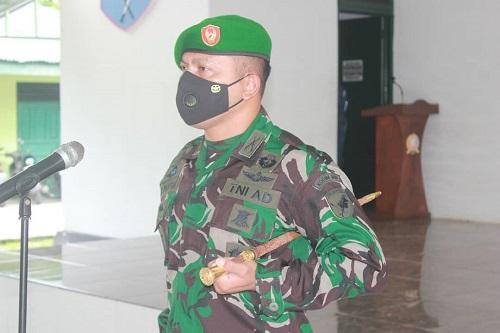 Dandim 1016 Palangka Raya Kolonel Inf I Gede Putra Yasa