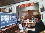 Rektor UPR Buka Webinar