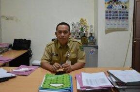 Kepala Badan Pengelolaan Keuangan dan Aset Daerah (BPKAD) Kapuas Yan Hendri Ale