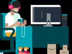 Kecanduan Game Online
