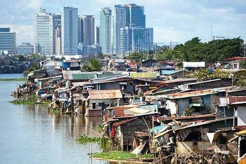 Angka kemiskinan Indonesia pada Maret 2021