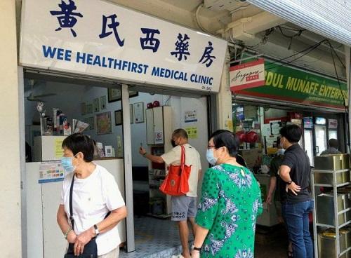 Sekarang Warga Singapura justru Pilih Vaksin Buatan Tiongkok