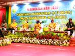 Dandim 1016/Palangka Raya Kolonel Inf Rofiq Yusuf, S.Sos menghadiri acara