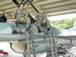 Pesawat Tempur T-50 Perkuat Skadron Lanud