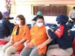 Sebanyak 21 tahanan di Rutan Polresta Palangka Raya dan Polsek Pahandut