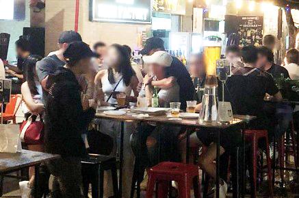 Akibat Makan dan Kumpul di Restoran Diizinkan