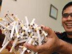 menunjukan keseriusannya dalam menurunkan prevalensi perokok anak