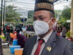 Ketua DPRD Kabupaten Bartim, Nursulistio