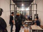 Lampu Cafe