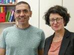 Pasangan suami istri (Pasutri) penemu vaksin Covid-19 metode mRNA Pfizer, Ozlem Tureci dan Ugur Sahin
