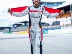 Bersama tim Jota, mantan pembalap Formula 2 itu sukses merengkuh podium kedua