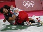 Sejarah besar bagi Indonesia. Akhirnya, ada ganda putri Indonesia yang meraih emas Olimpiade.