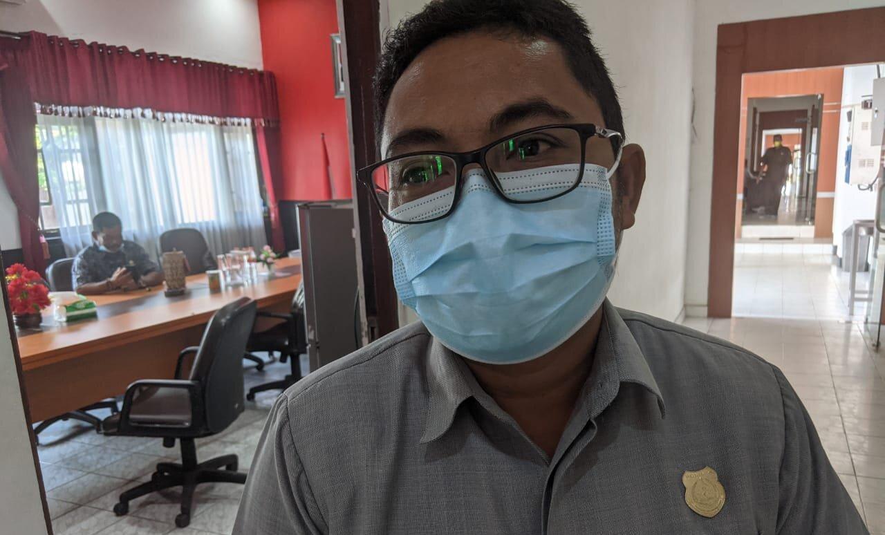 Anggota DPRD Kabupaten Kapuas, Didi Hartoyo.