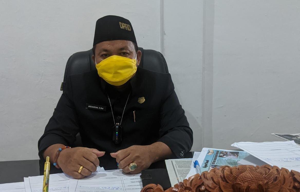 Ketua DPRD Kapuas, Ardiansah