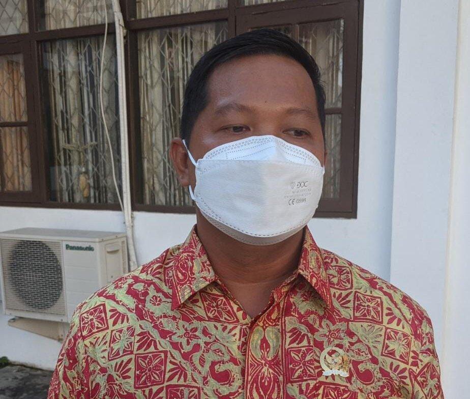 Wakil Ketua I DPRD Kapuas, Yohanes