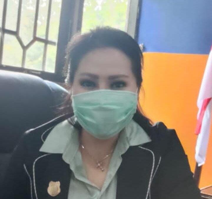 Ketua Fraksi Nasdem DPRD Kapuas, Sera Sintanola