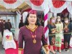 Anggota Dewan Perwakilan Rakyat Daerah (DPRD) Gunung Mas, Rayaniatie Djangkan