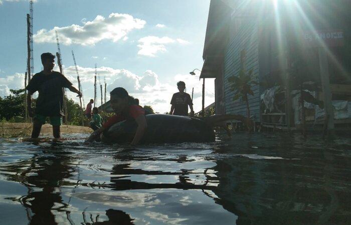 Banjir Mulai