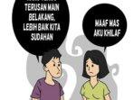 Perselingkuhan Istri Terbongkar