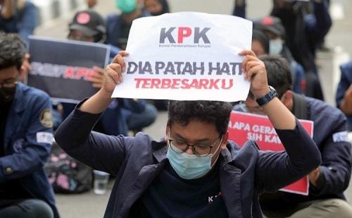 Kisruh Pemecatan Pegawai KPK, Mahasiswa Akan Gelar Aksi