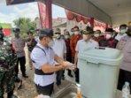 Kunjungan kerja Gubernur Kalimantan Tengah