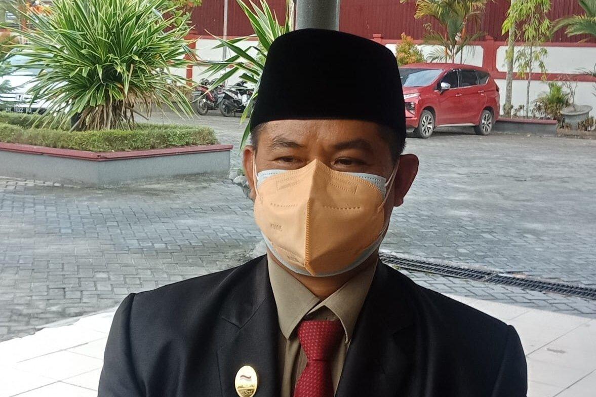 Plt Kepala Badan Kepegawaian dan Pengembangan Sumber Daya Manusia Kabupaten Kotim, Alang Arianto