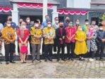 FOTO BERSAMA : Anggota DPRD Kotawaringin Barat foto bersama usai pertemuan saat kunjungan kerja anggota DPRD Seruyan, beberapa waktu lalu.