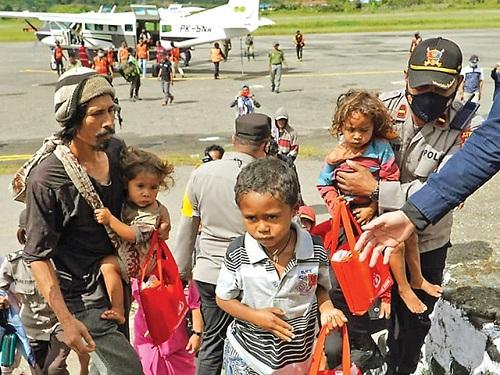 Separatis Papua Makin Gila