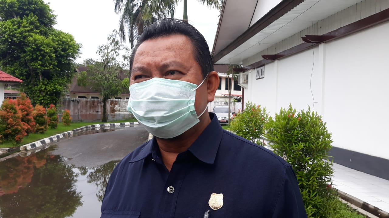 Anggota DPRD Kapuas, dr HM Rosihan Anwar