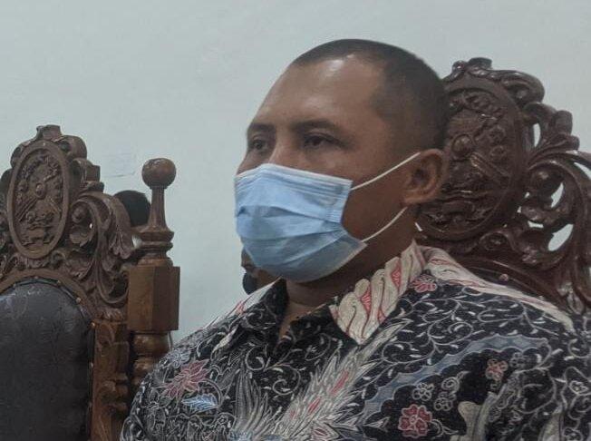 Anggota Komisi IV DPRD Kapuas, Kunanto