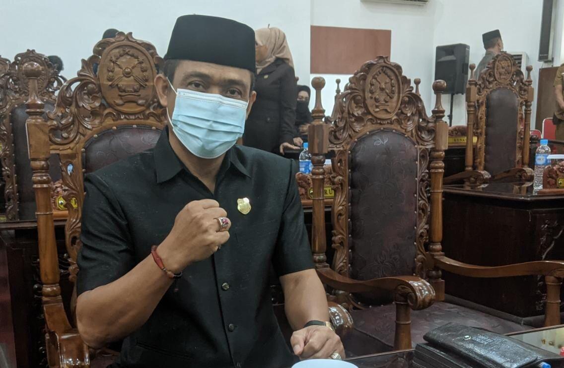Ketua Komisi I DPRD Kabupaten Kapuas, Bardiansyah