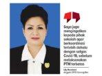 Anggota Dewan Perwakilan Rakyat Daerah (DPRD) Kabupaten Gunung Mas Lily Rusnikasi