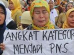 Pengumuman Seleksi PPPK, Honorer K2 Diluluskan Semua