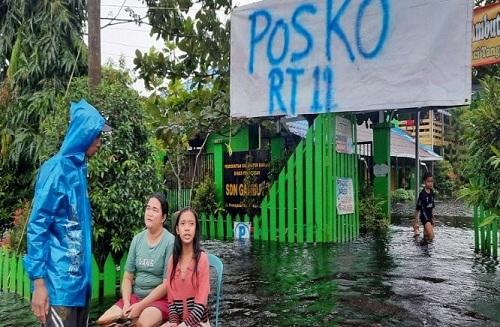 Digugat Korban Banjir ke PTUN, Pemprov Kalsel Diputus Bersalah